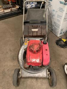 Honda Commercial Lawnmower, USED