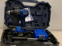 KOBALT XTR 24-V Max 1/2 in Brushless Cordless Drill Battery and Charger Included - 2