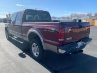2006 Ford F-250 Super Duty Truck FX4 Off Road Crew Cab Lariat, 6.0L Powerstroke V8 Turbo Diesel, Auto Trans, 252197 miles, VIN # 1ftsw21p06ec90198 - 4