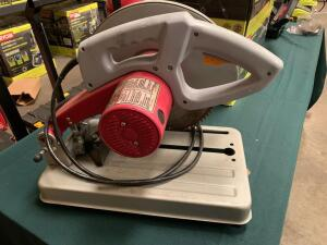 Chicago Electric 14in Industrial Cut off Saw