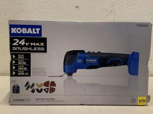 KOBALT 24vMAX Brushless Multi-Tool