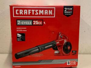 Craftsman 2-Cycle 25cc Handled Blower