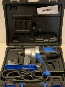 "KOBALT 1/2"" Impact Wrench"