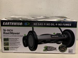 EARTHWISE 16-in ReelMower