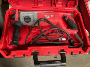Milwaukee 1in SDS Plus Rotary Hammer, inv #4632